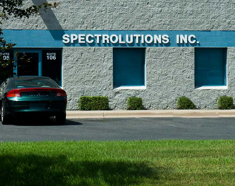 Spectrolutions Building